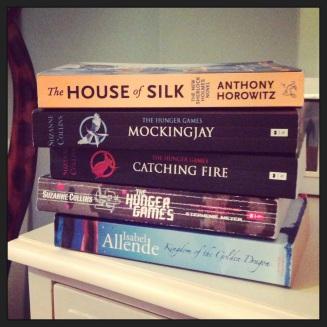 4 Feb Books