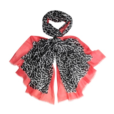 Feather & Stone Scarf