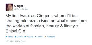 Gingertwitter