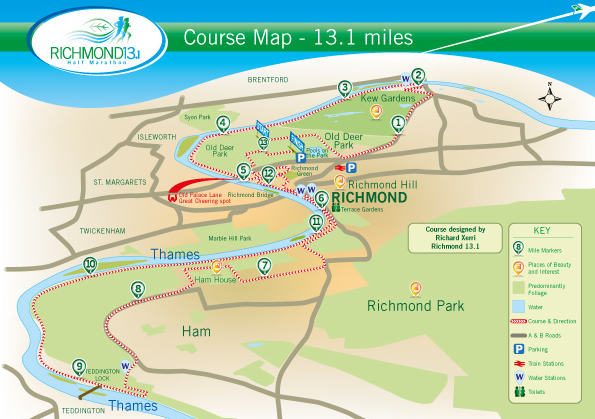 Richmond course