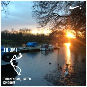 Twickenham Run